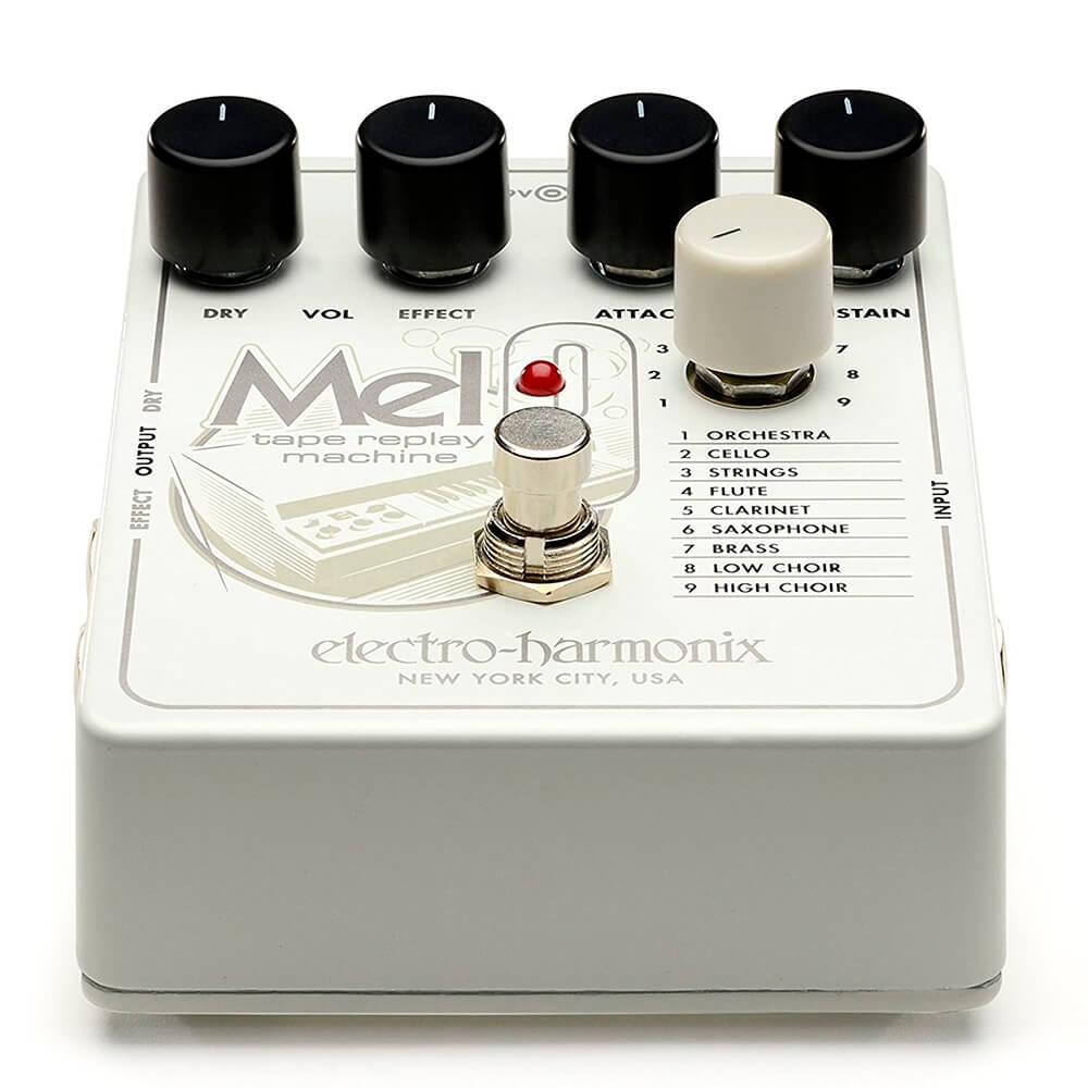 Pedal Electro-Harmonix Mel9 Tape Replay Machine