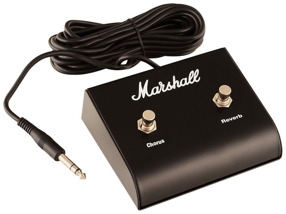 Pedal FootSwitch Chorus/REVERB - PEDL-00029 - MARSHALL