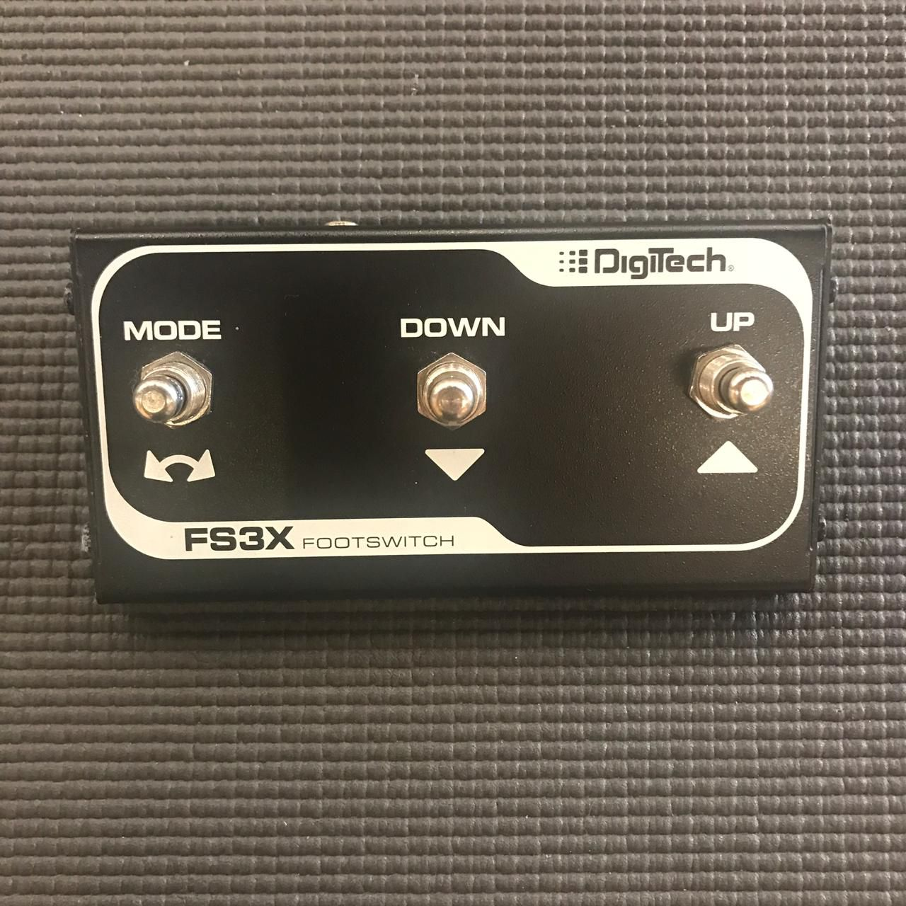 Pedal Footswitch Digitech FS3X