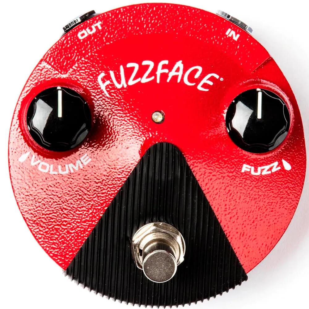 Pedal Germanium Fuzz Face Mini Distortion  Ffm2 Dunlop