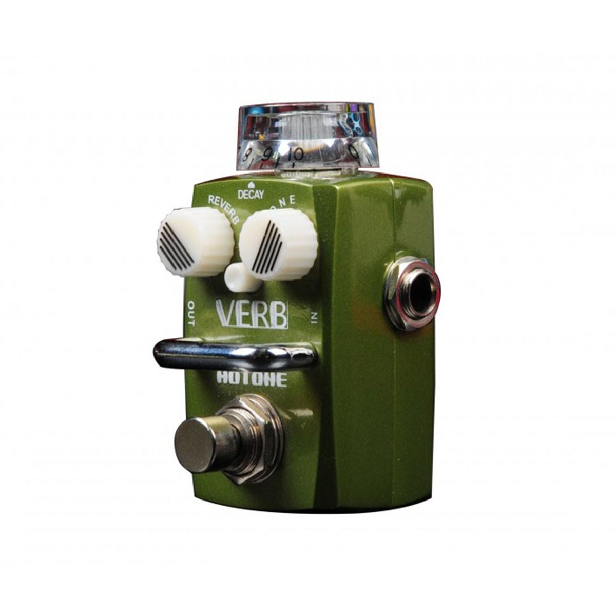 Pedal Hotone Skyline Verb SRV-1 Digital Reverb