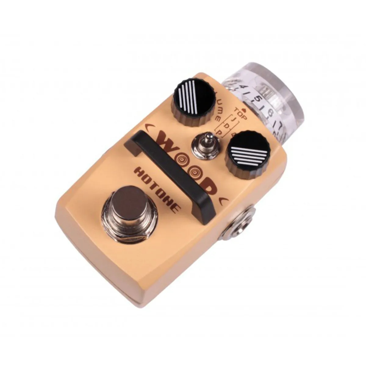 Pedal Hotone Skyline Wood SAC-1 Acoustic Simulation