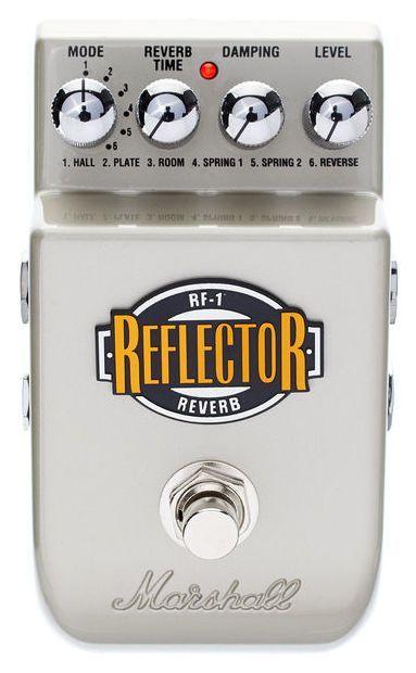 Pedal Marshall RF-1 Reflector Reverb