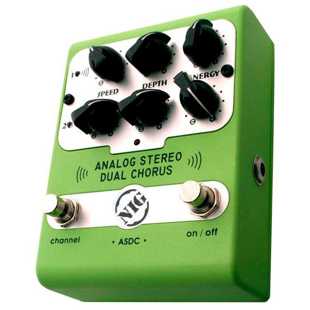 Pedal Nig ASDC Dual Chorus Analog Stereo