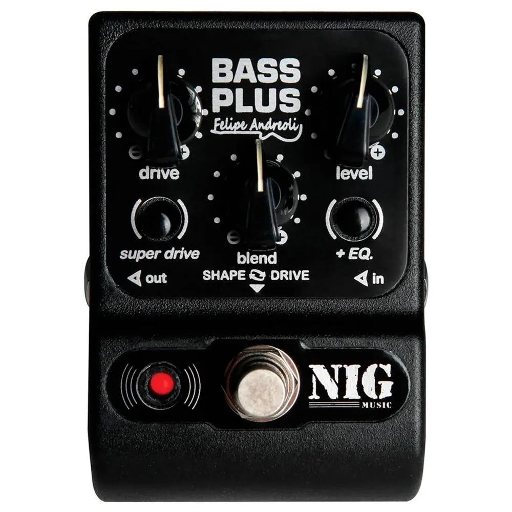 Pedal Nig PBPL Bass Plus Felipe Andreoli