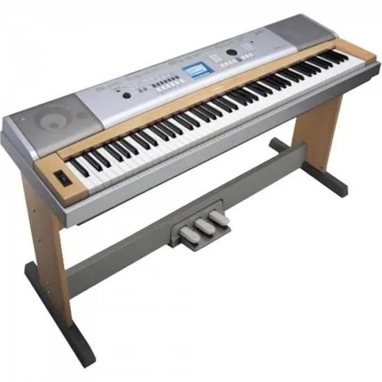Pedal para Piano Digital LP-7A Cinza YAMAHA