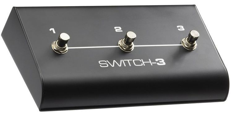 Pedal TC Helicon Switch 3