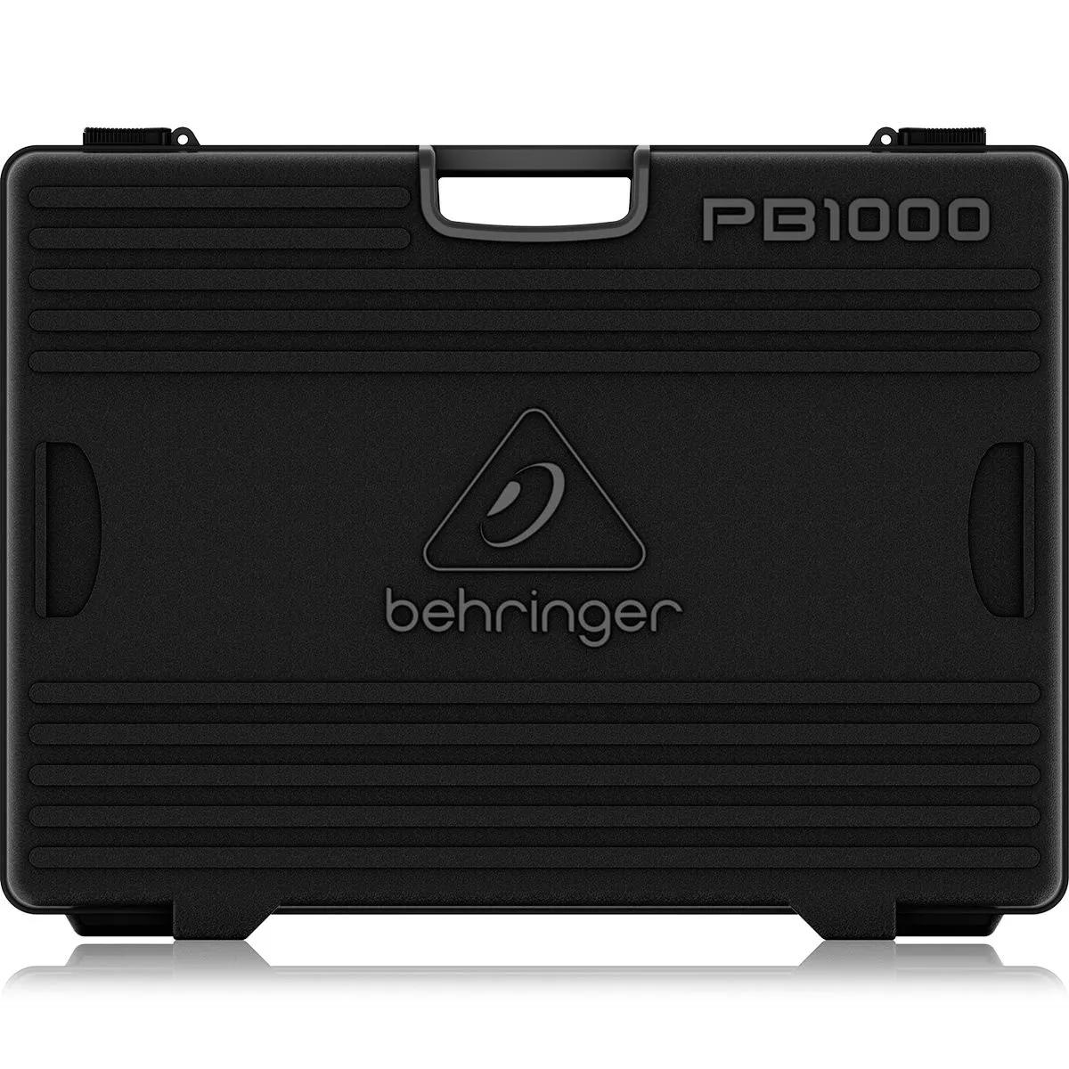Pedalboard Behringer PB1000 para 12 Pedais