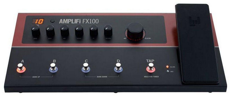 Pedaleira Line 6 AmpliFi FX100 Multi-Effects
