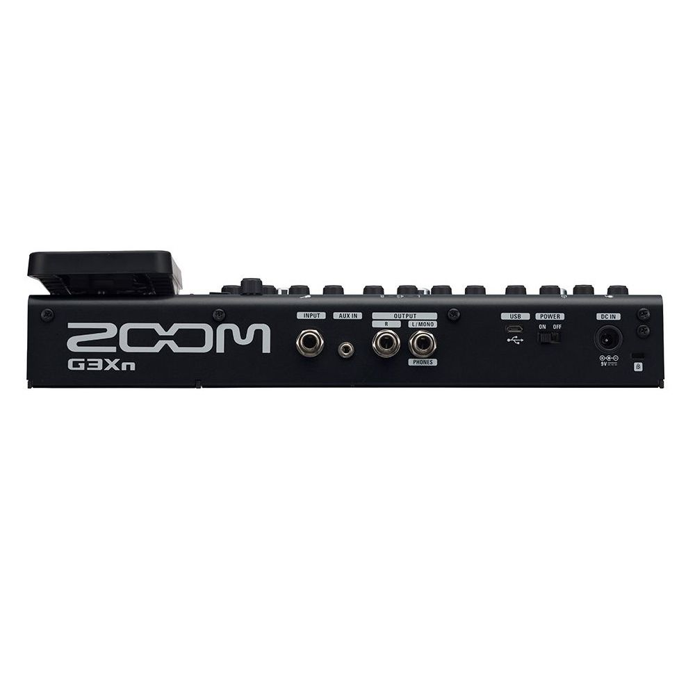 Pedaleira Zoom G3Xn Multi-Effects para Guitarra