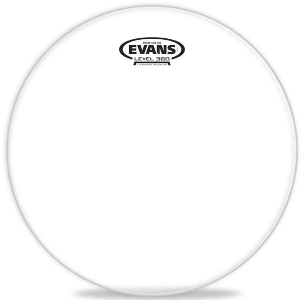Pele de Resposta Evans S14H30 14 Haze 300 Transparente