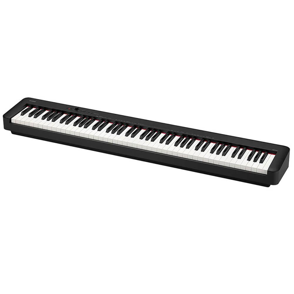 Piano Digital Casio CDP-S150 88 Teclas Preto
