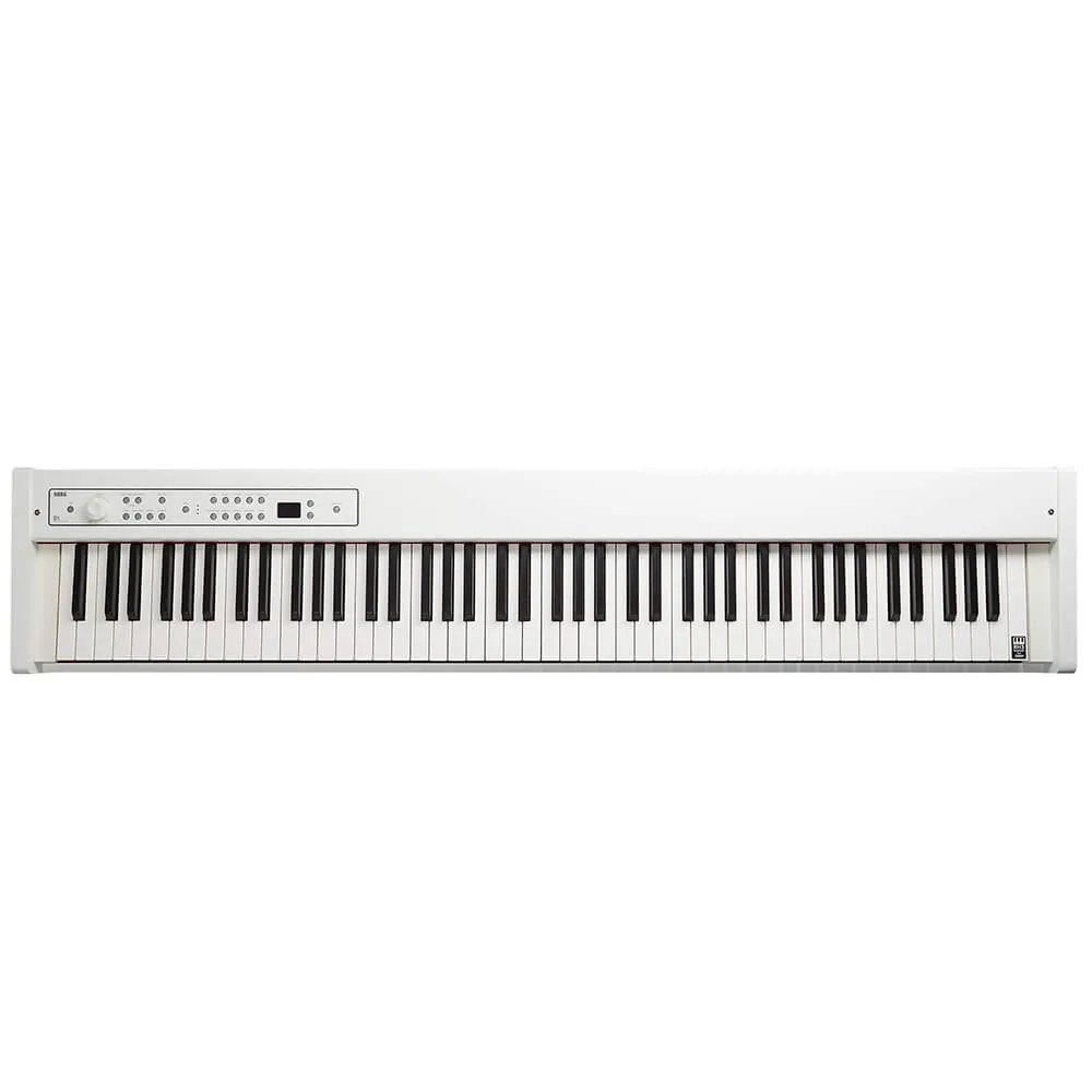 Piano Digital Korg D1 Branco 88 Teclas Hammer Action 3