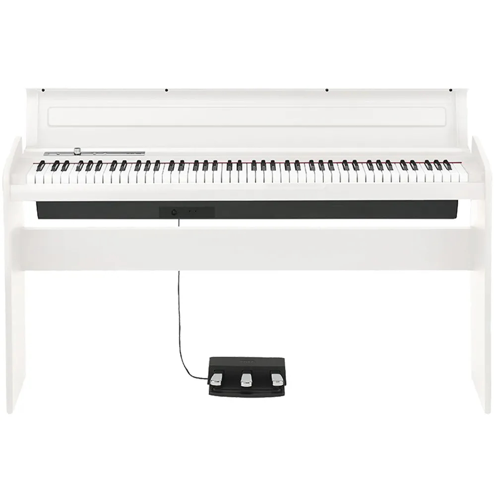 Piano Digital Korg LP-180 Branco 88 Teclas