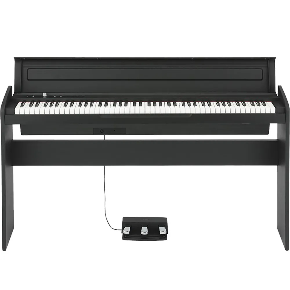Piano Digital Korg LP-180 Preto 88 Teclas