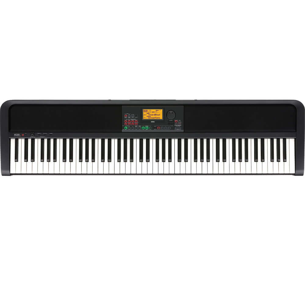 Piano Digital Korg XE20 Black 88 Teclas