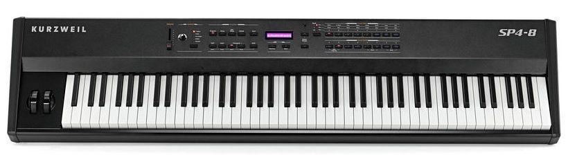 Piano Digital Kurzweil Sp4-8
