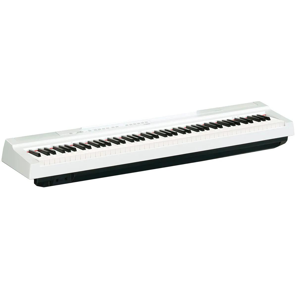 Piano Digital Yamaha P125 88 Teclas USB White