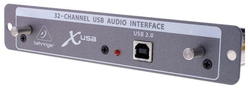 Placa de Expansão Behringer X-USB