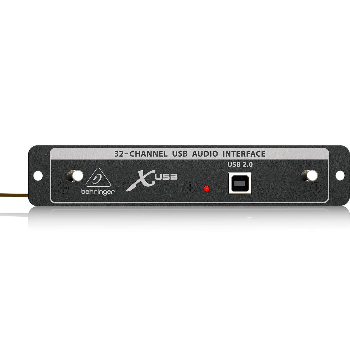 Placa de Expansão Behringer X-USB para X32