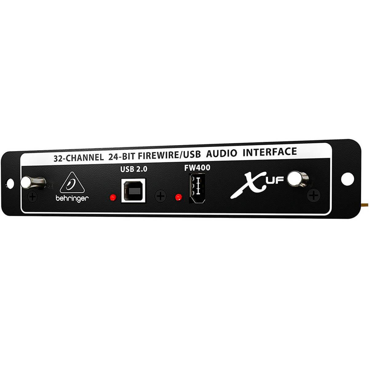 Placa de Expansão para Interface Behringer Firewire X32
