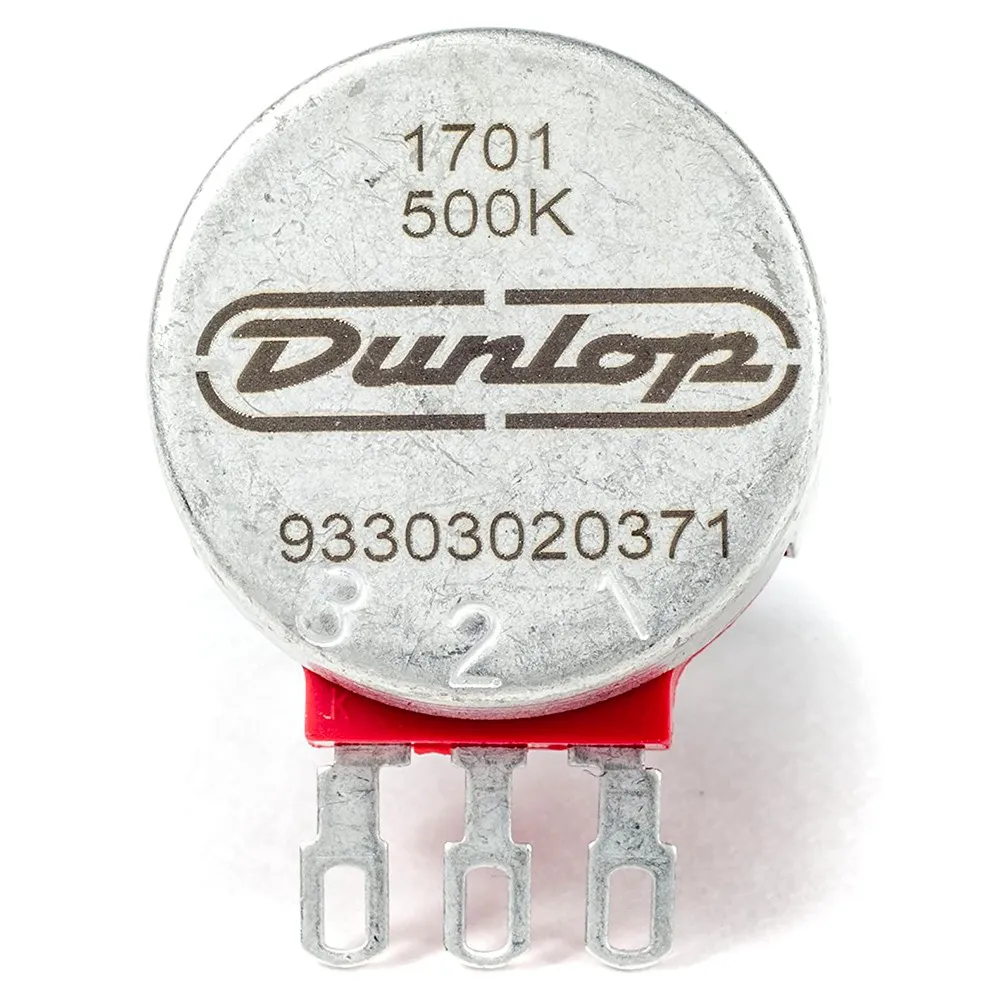Potenciômetro Dunlop DSP500KBU 500k Eixo Dividido