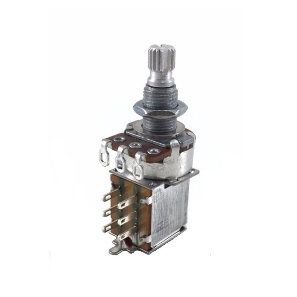 Potênciometro Push Pull Redtone/Gotoh GF 250KB