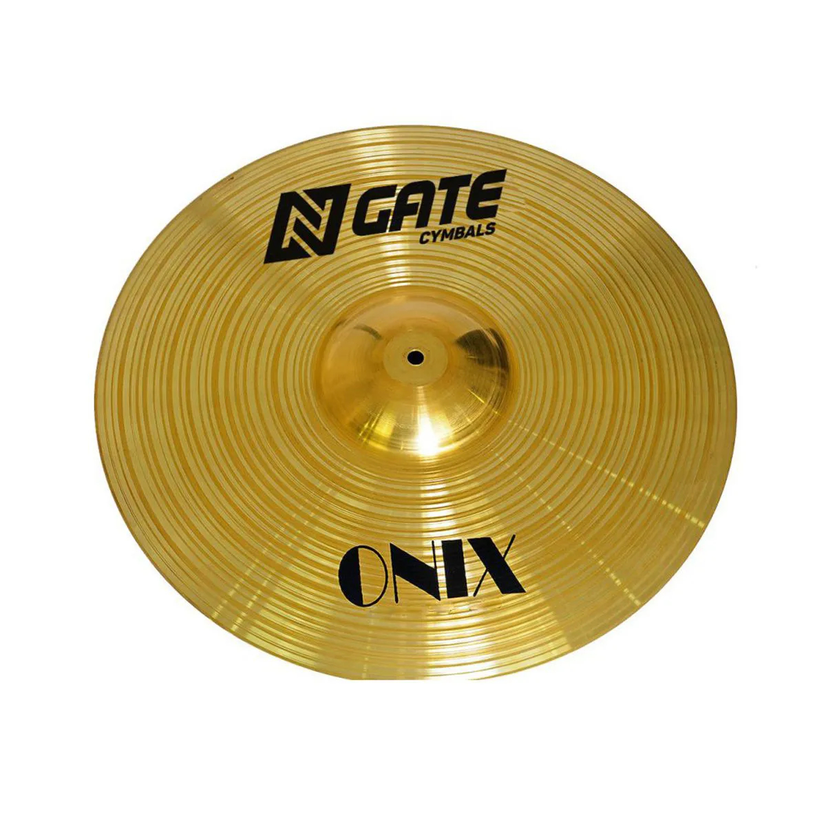 Prato de Ataque N.gate LT14MC Onix Series 14 Medium Crash