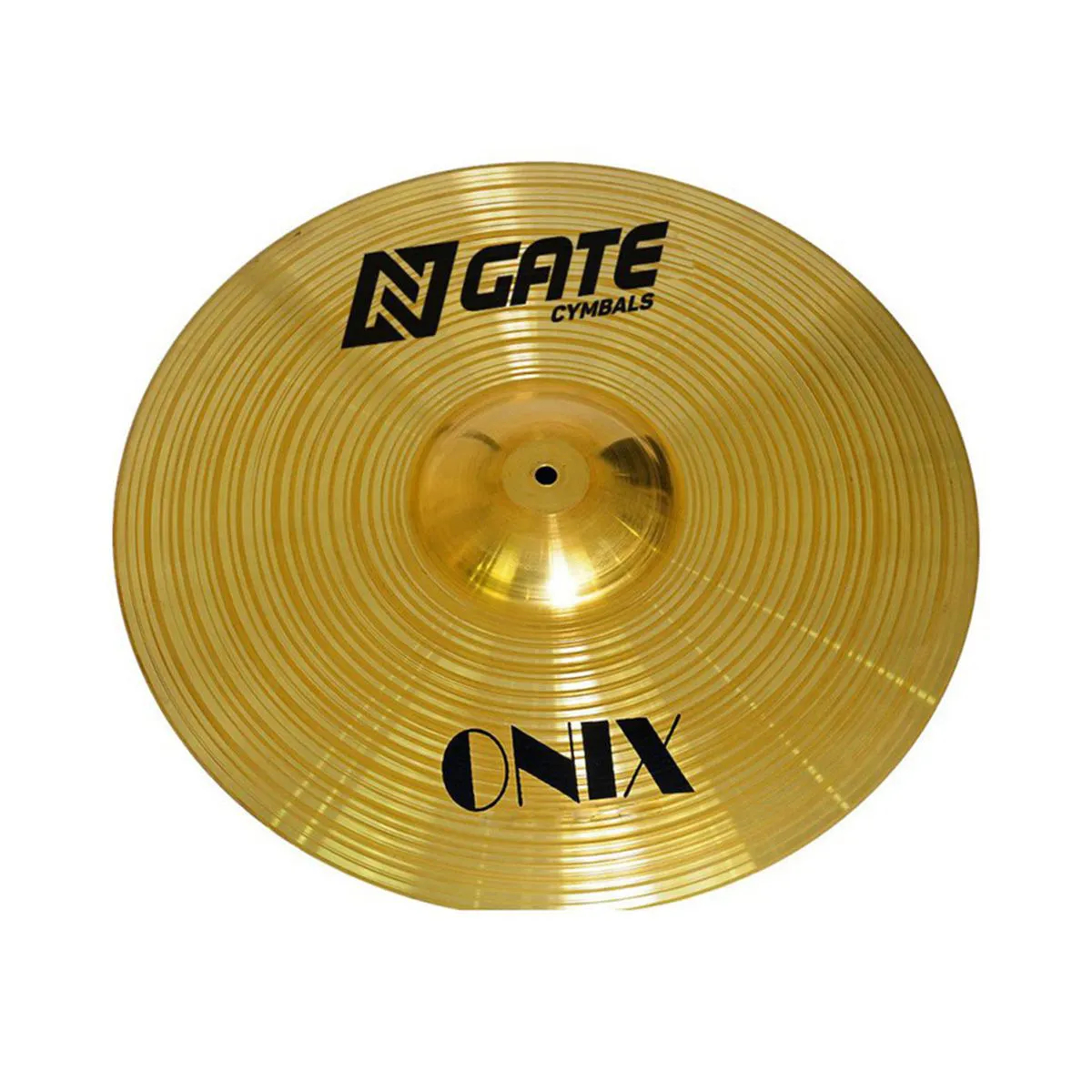 Prato de Ataque N.gate LT16MC Onix Series 16 Medium Crash