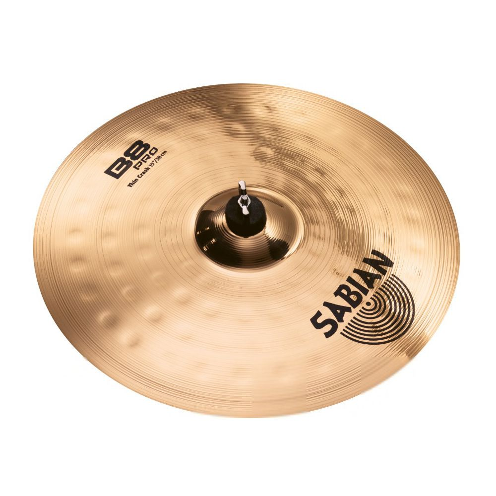Prato de Ataque Sabian B8 PRO 1606 16 Thin Crash