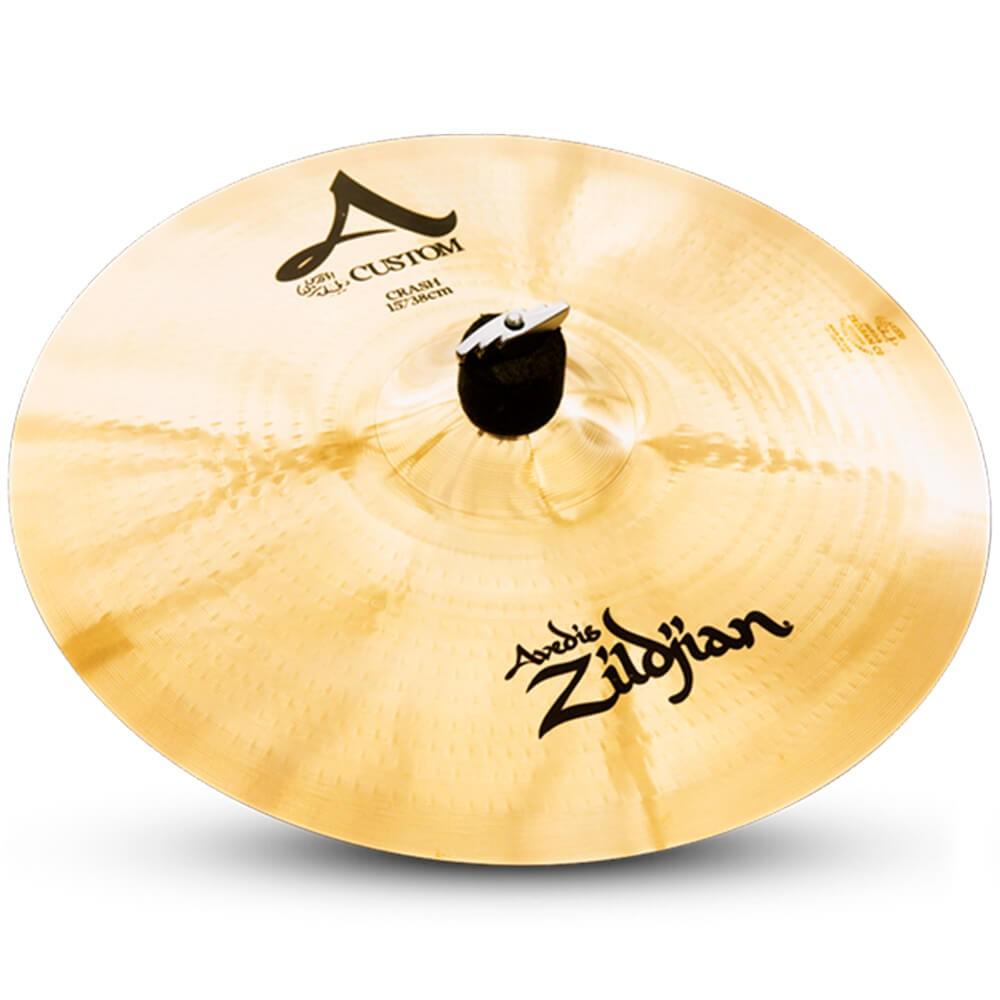Prato de Ataque Zildjian A20513 A Custom 15