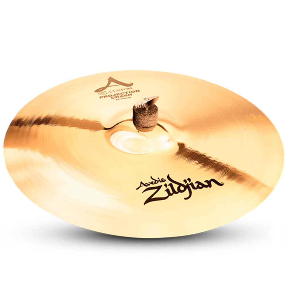 Prato de Ataque Zildjian A20584 A Custom 18 Projection Crash