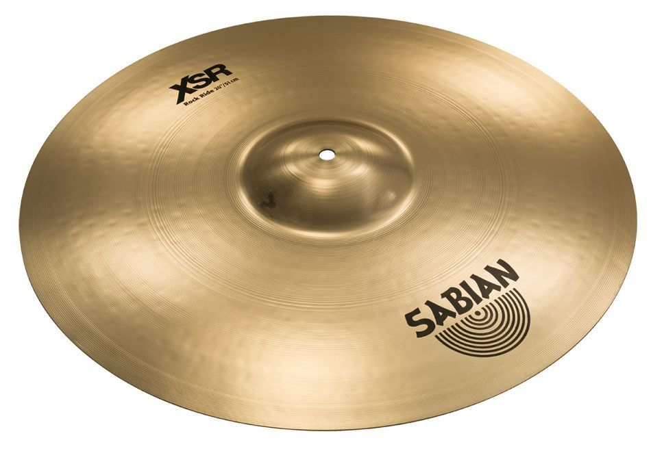 Prato De Condução Sabian XSR 2014B Rock 20