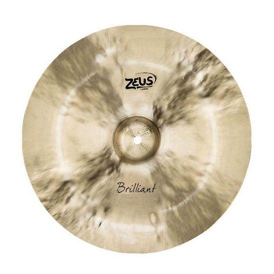 Prato de Efeito Zeus Cymbals Brilliant ZBCH14 14