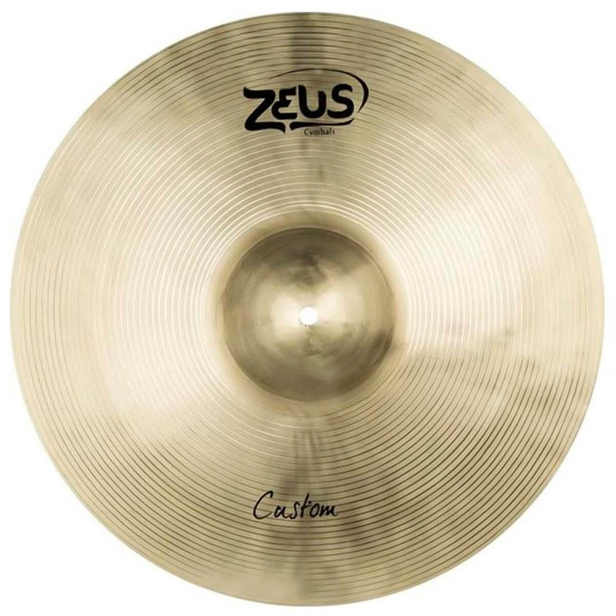 Prato de Efeito Zeus Cymbals Custom Series ZCS8 8