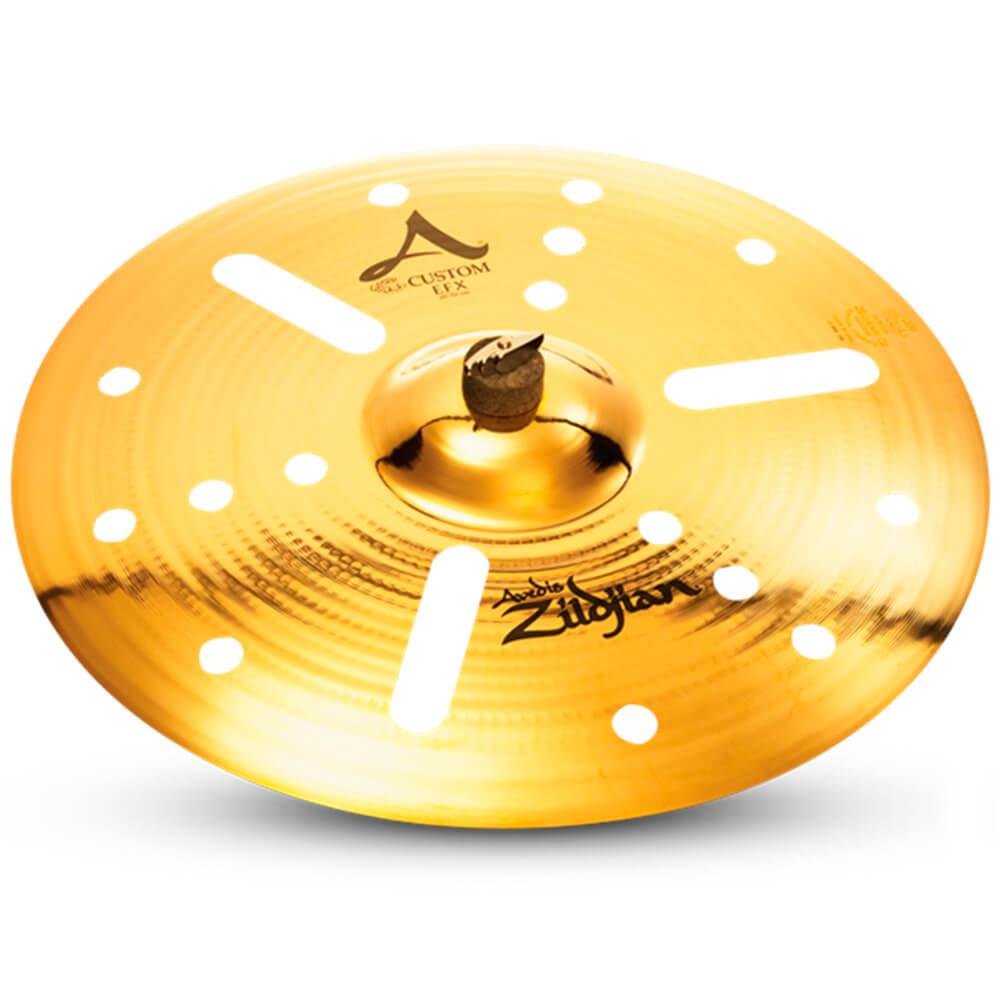 Prato de Efeito Zildjian A20820 A Custom 20 EFX