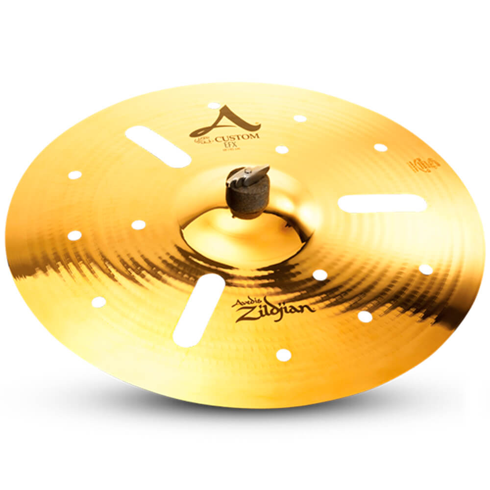 Prato de Efeitos Zildjian A20818 A Custom 18 EFX