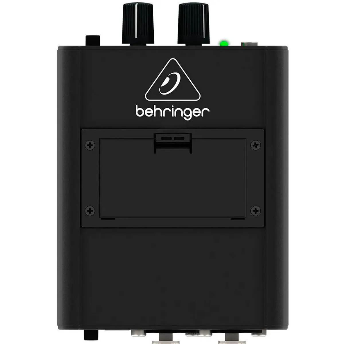 Pré Amplificador Behringer PowerPlay P1