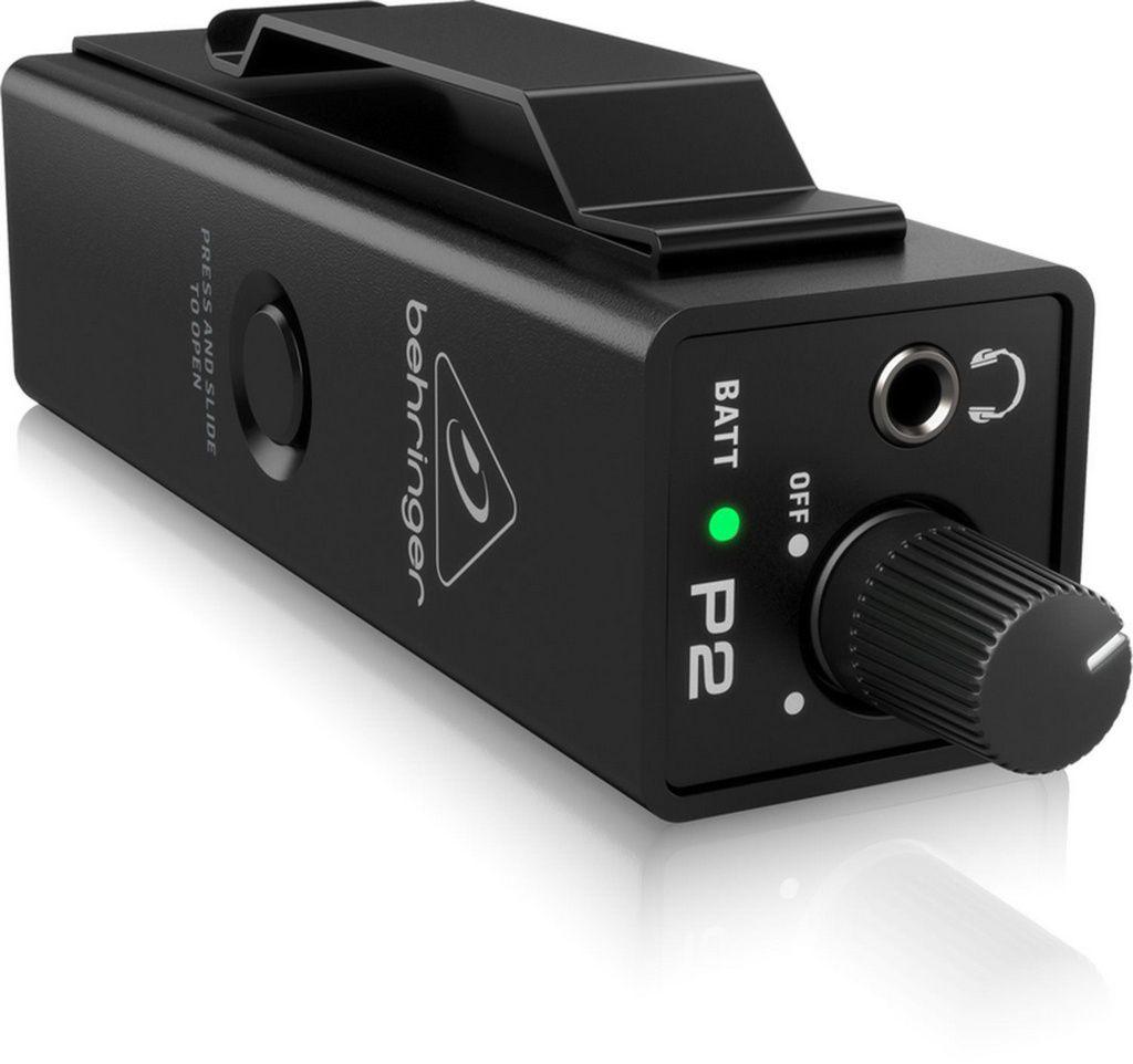 Pré Amplificador Behringer Powerplay P2 Compact Monitor