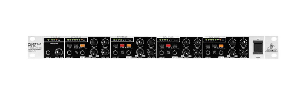 Pré Amplificador Behringer Powerplay Pro-XL HA4700