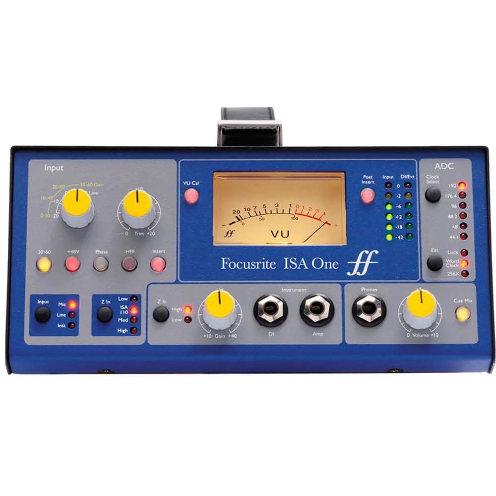 Pré-Amplificador Focusrite ISA One Analogue