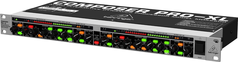 Processador Behringer Composer PRO-XL MDX2600