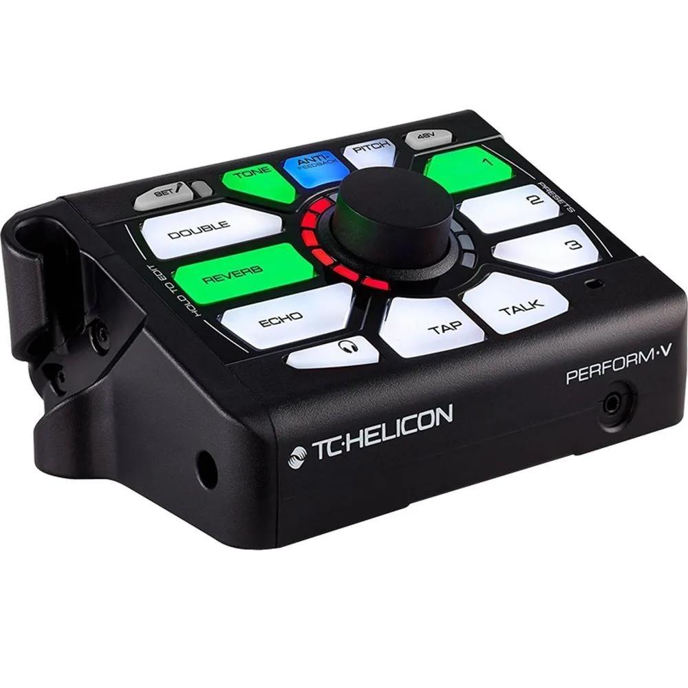 Processador de Efeitos TC Helicon Perform-V