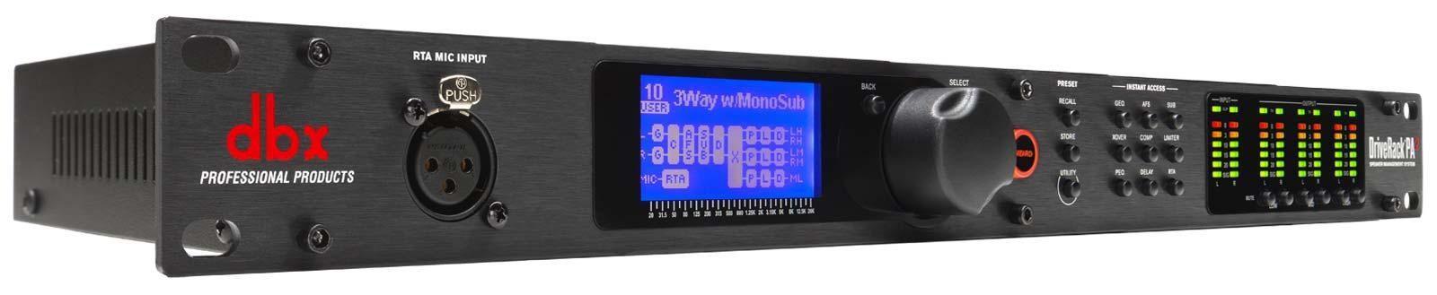Processador Digital DBX DriveRack PA2 220V
