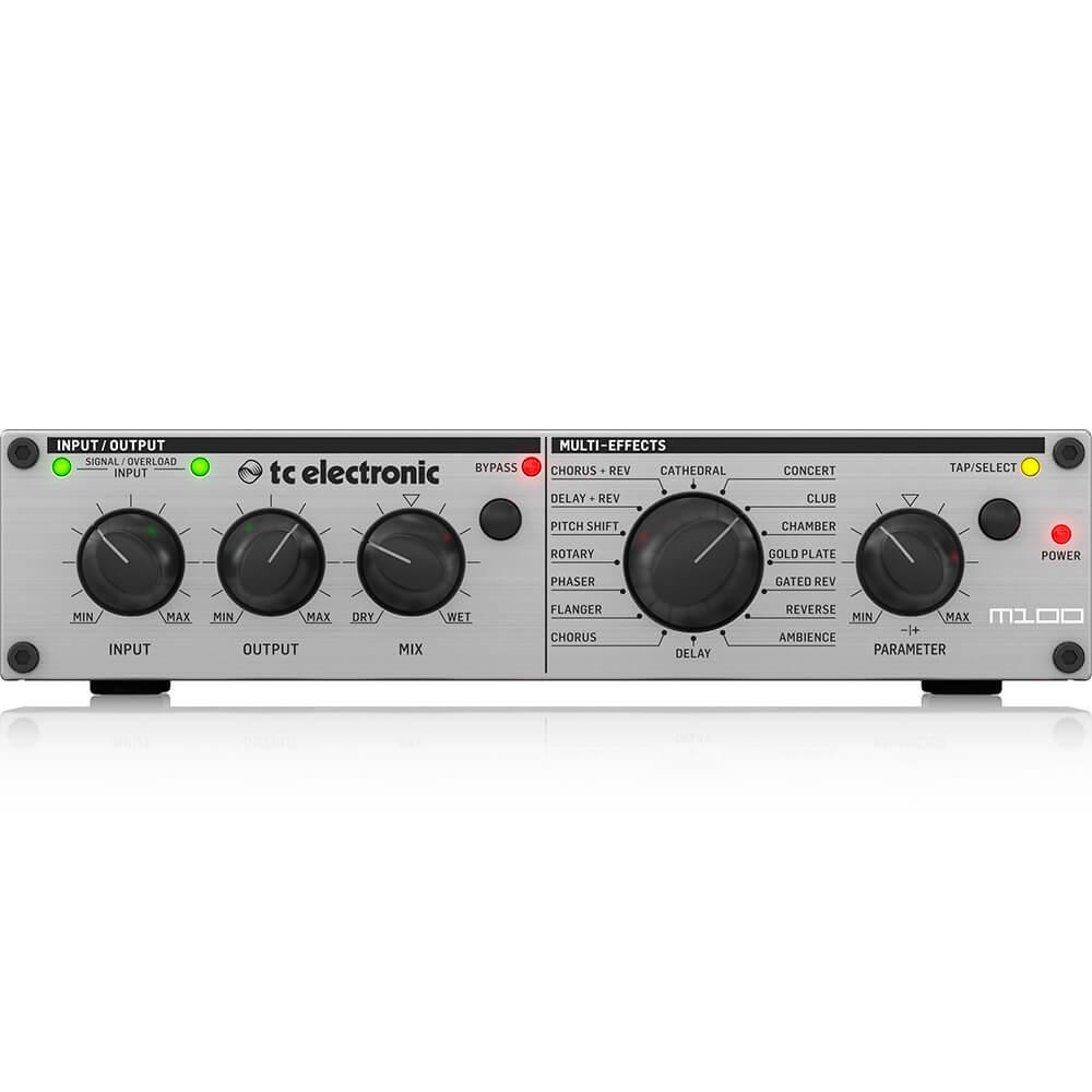 Processador TC Electronic M100 Multi-efeitos
