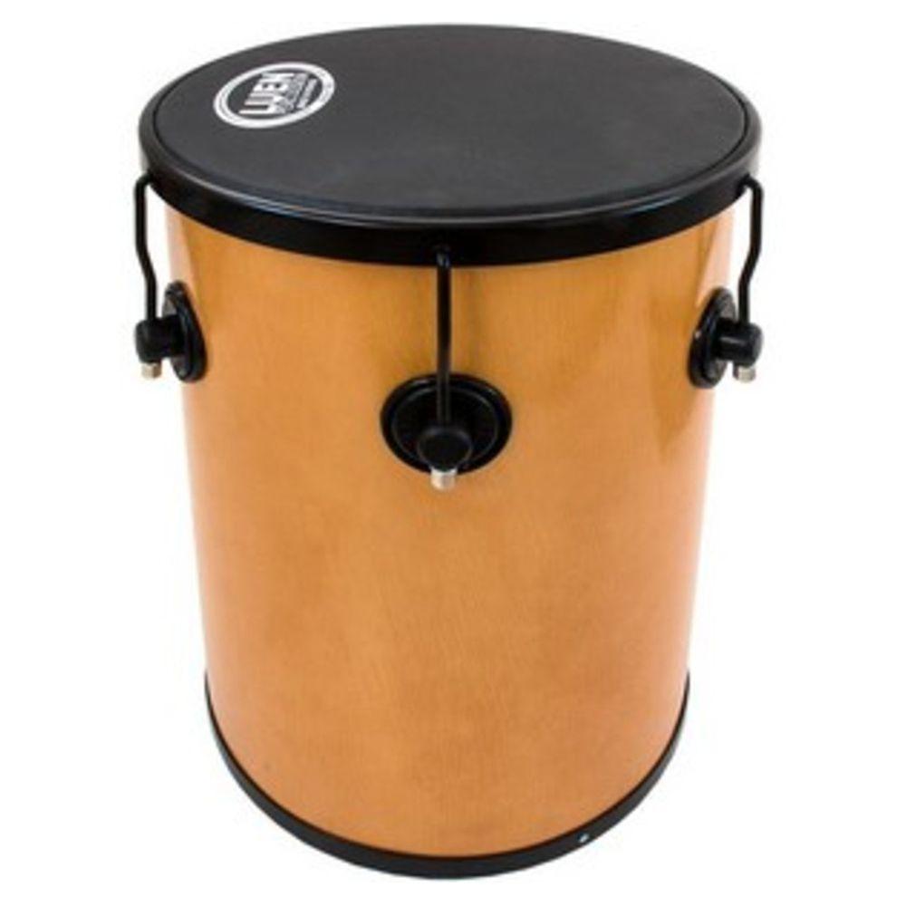 Rebolo Luen Percussion 45x12 Cromadas Pop Preto Verniz