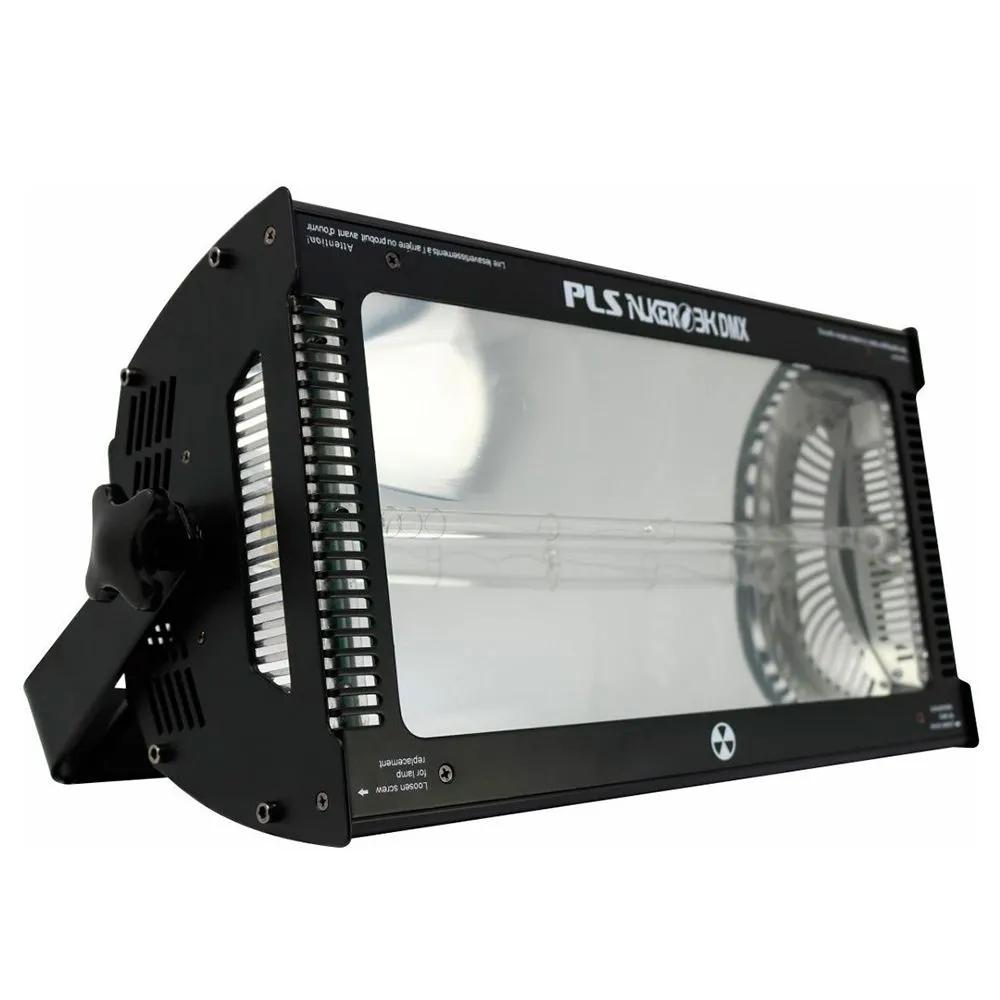 Refletor PLS Nuker 3k DMX Strobo 3000w