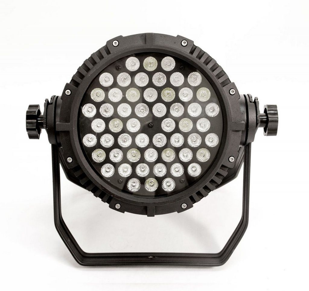 Refletor PLS Par Led 54 Outdoor RGBW 300w DMX