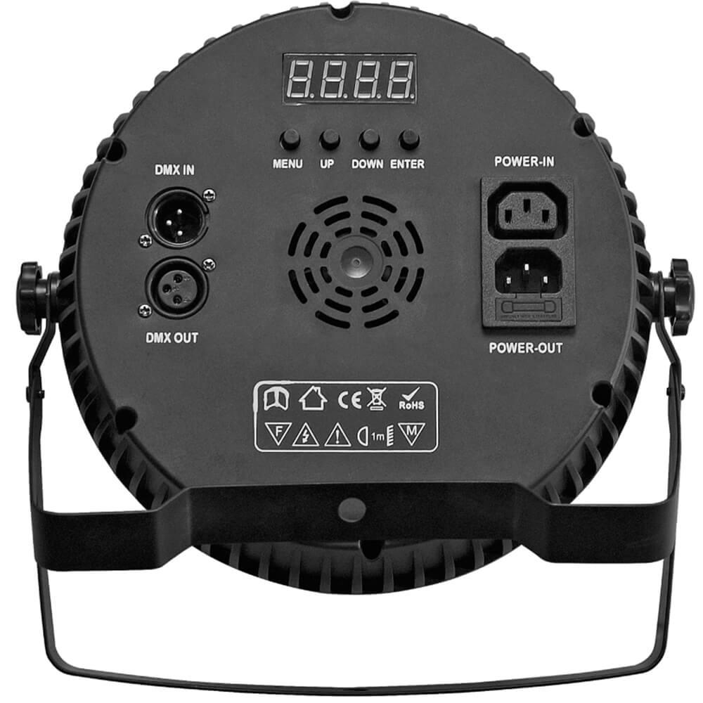 Refletor - PROPAR LED SLIM 54 RGBW 3W - PLS