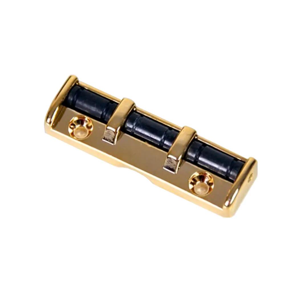 Roller Nut Redtone Dourada para Guitarra